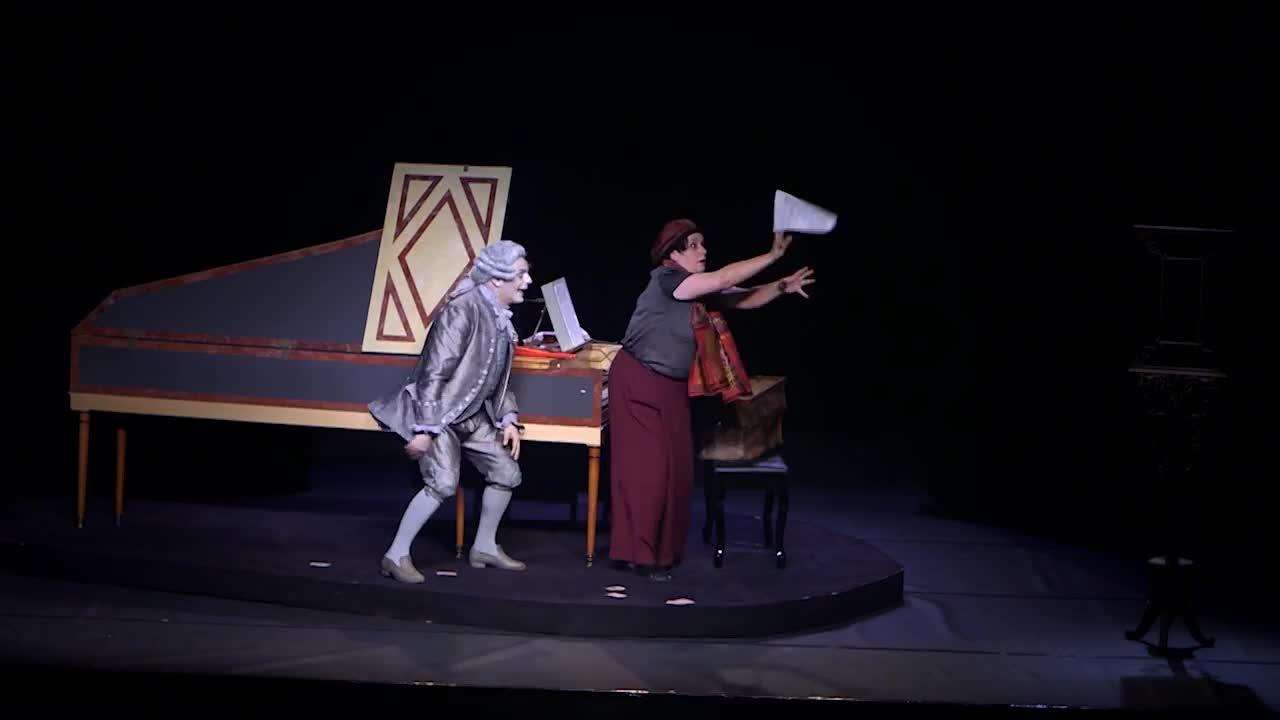 The Sonnet Man | Teatro Dimitri